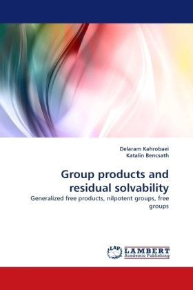 Group products and residual solvability | Dodax.de