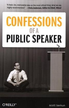 Confessions of a Public Speaker | Dodax.at