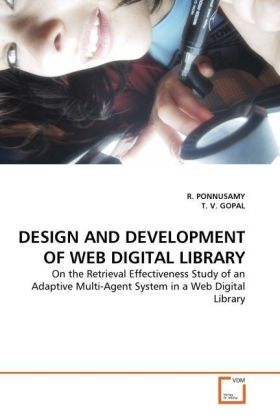 Design and Development of Web Digial Library | Dodax.ch