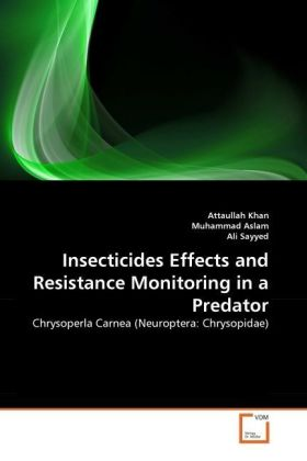 Insecticides Effects and Resistance Monitoring in a Predator | Dodax.pl