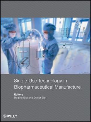 Single-Use Technology in Biopharmaceutical Manufacture | Dodax.ch