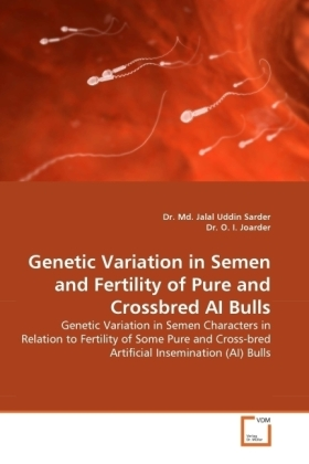 Genetic Variation in Semen and Fertility of Pure and Crossbred AI Bulls | Dodax.pl