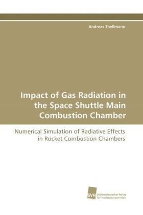Impact of Gas Radiation in the Space Shuttle Main Combustion Chamber | Dodax.pl