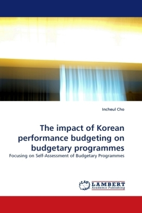 The impact of Korean performance budgeting on budgetary programmes | Dodax.ch