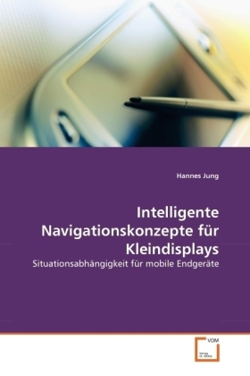 Intelligente Navigationskonzepte für Kleindisplays | Dodax.at