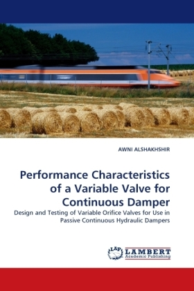 Performance Characteristics of a Variable Valve for Continuous Damper | Dodax.ch