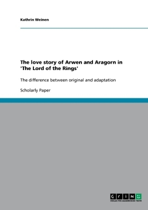 The love story of Arwen and Aragorn in 'The Lord of the Rings' | Dodax.ch