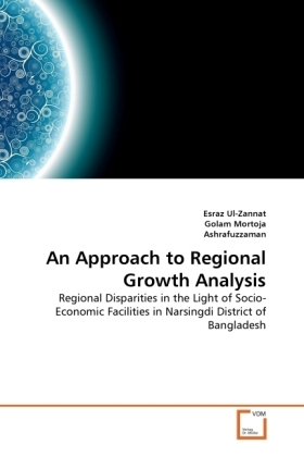 An Approach to Regional Growth Analysis | Dodax.at