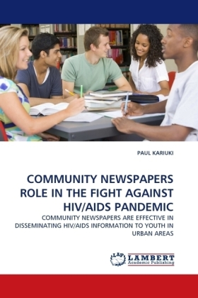 COMMUNITY NEWSPAPERS ROLE IN THE FIGHT AGAINST HIV/AIDS PANDEMIC | Dodax.ch