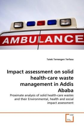 Impact assessment on solid health-care waste management in Addis Ababa | Dodax.de