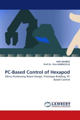PC-Based Control of Hexapod | Dodax.pl