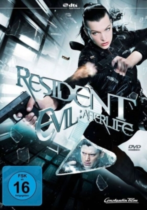 Resident Evil: Afterlife, 1 DVD | Dodax.de