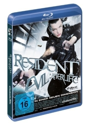 Resident Evil: Afterlife, 1 Blu-ray | Dodax.de