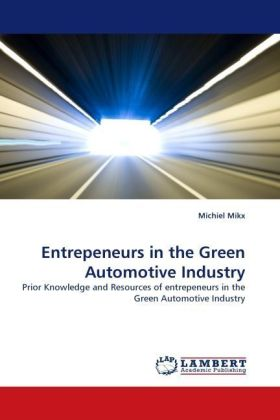 Entrepeneurs in the Green Automotive Industry | Dodax.co.uk