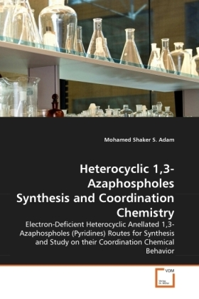 Heterocyclic 1,3-Azaphospholes Synthesis and Coordination Chemistry | Dodax.pl