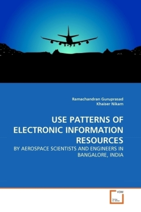 USE PATTERNS OF ELECTRONIC INFORMATION RESOURCES | Dodax.co.uk