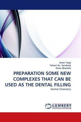 PREPARATION SOME NEW COMPLEXES THAT CAN BE USED AS THE DENTAL FILLING   Dodax.ch