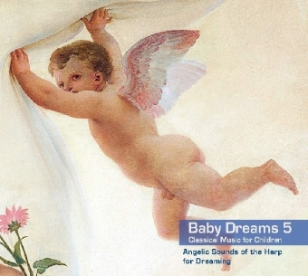 Angelic Sounds of the Harp for Dreaming, 1 Audio-CD | Dodax.ch