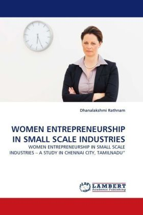 WOMEN ENTREPRENEURSHIP IN SMALL SCALE INDUSTRIES | Dodax.ch