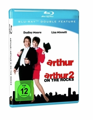 Arthur & Arthur 2: On the Rocks, 1 Blu-ray | Dodax.at