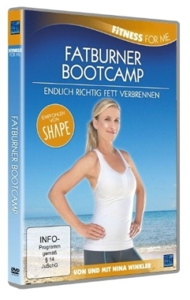 Fitness For Me - Fatburner Bootcamp, 1 DVD   Dodax.ch