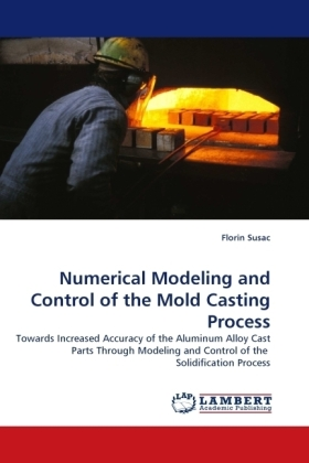 Numerical Modeling and Control of the Mold Casting Process | Dodax.pl
