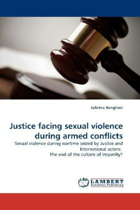 Justice facing sexual violence during armed conflicts | Dodax.at