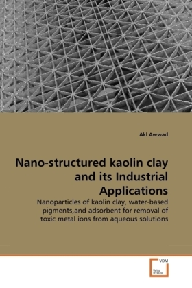 Nano-structured kaolin clay and its Industrial Applications | Dodax.at