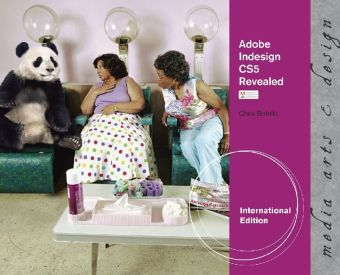 Adobe InDesign CS5 Revealed, International Edition, w. CD-ROM | Dodax.at