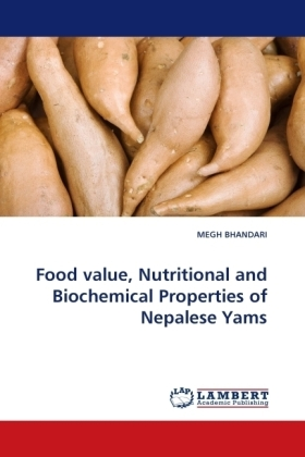 Food value, Nutritional and Biochemical Properties of Nepalese Yams | Dodax.pl