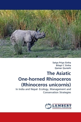 The Asiatic One-horned Rhinoceros (Rhinoceros unicornis) | Dodax.ch