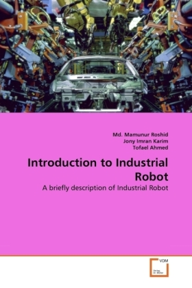 Introduction to Industrial Robot | Dodax.ch