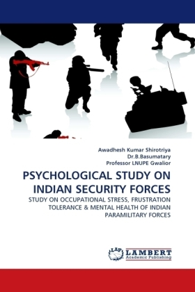 PSYCHOLOGICAL STUDY ON INDIAN SECURITY FORCES | Dodax.ch
