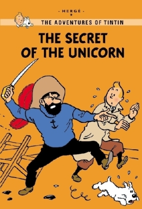 The Adventures of Tintin, Young Readers Edition - The Secret of the Unicorn | Dodax.ch