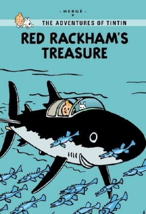The Adventures of Tintin, Young Readers Edition - Red Rackham's Treasure | Dodax.ch
