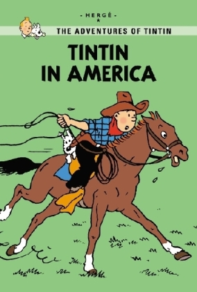 The Adventures of Tintin, Young Readers Edition - Tintin in America | Dodax.ch