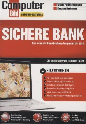 Sichere Bank, CD-ROM | Dodax.at