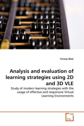 Analysis and evaluation of learning strategies using 2D and 3D VLE | Dodax.de