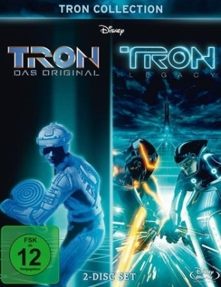 Tron Collection: Tron - Das Original / Tron: Legacy, 2 Blu-rays | Dodax.com