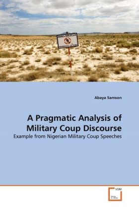 A Pragmatic Analysis of Military Coup Discourse | Dodax.ch