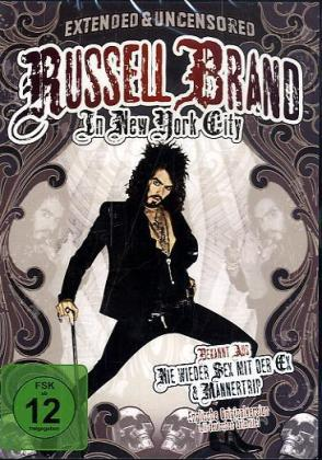 Russell Brand - In New York City, 1 DVD (englisches OmU) | Dodax.co.uk
