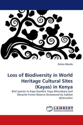 Loss of Biodiversity in World Heritage Cultural Sites (Kayas) in Kenya   Dodax.ch