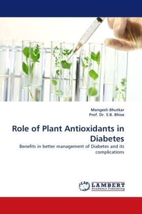 Role of Plant Antioxidants in Diabetes | Dodax.pl