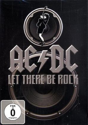 AC/DC, Let There Be Rock, 1 DVD | Dodax.es