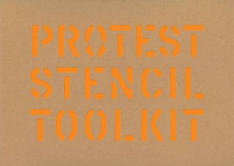 Protest Stencil Toolkit | Dodax.at