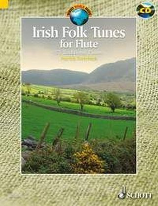 Irish Folk Tunes for Flute, m. Audio-CD | Dodax.nl