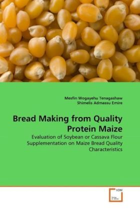 Bread Making from Quality Protein Maize | Dodax.ch