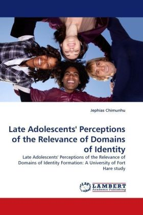 Late Adolescents' Perceptions of the Relevance of Domains of Identity | Dodax.ch