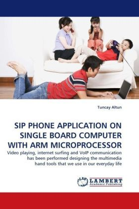 SIP PHONE APPLICATION ON SINGLE BOARD COMPUTER WITH ARM MICROPROCESSOR | Dodax.ch