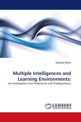 Multiple Intelligences and Learning Environments: | Dodax.at